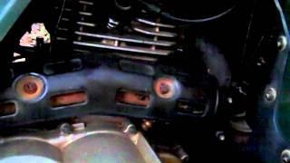 8. Knocking Bayou 250 motor