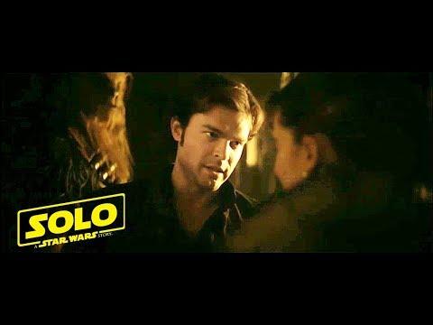 SOLO A Star Wars Story (Han Solo) TV Spot Trailer 24