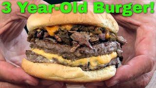 Lockdown Cheeseburger Recipe   Blackstone Griddle   Ballistic BBQ by Ballistic BBQ