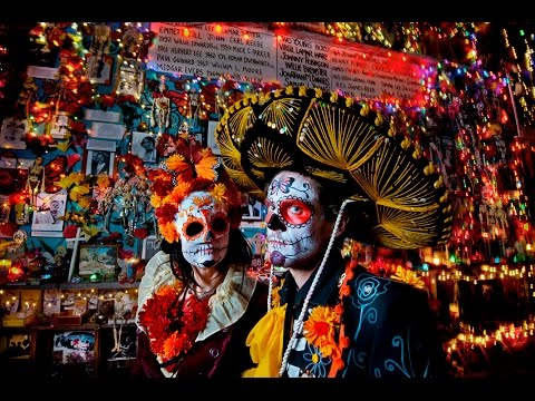 Dia De Los Muertos (The Day of The Dead)