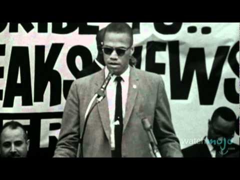 the life and career of malcolm x He was called malcolm little at birth he was buried as el-hajj malik el-shabazz  but he lived most of his life as malcolm x and was the most.