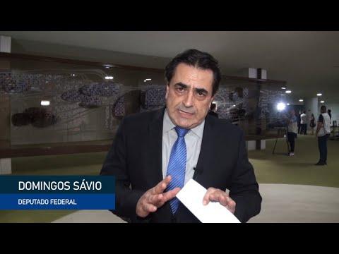 Domingos Sávio propõe punição rígida para contaminação premeditada de água, alimentas e bebidas
