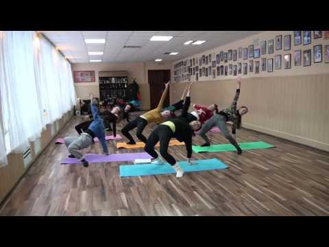 Комплексы общеразвивающих упражнений