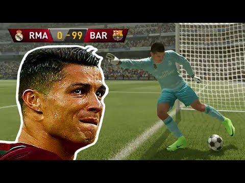 100 VLASTŇÁKŮ ZA ZÁPAS!? (FIFA 17 EXPERIMENT)