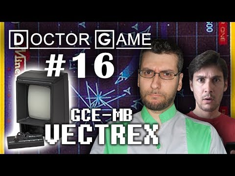 DOCTOR GAME - 16 - VECTREX feat. Fedeweb (GamesCollection)