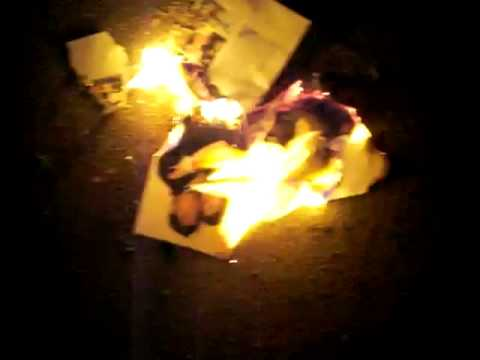 burning pictures