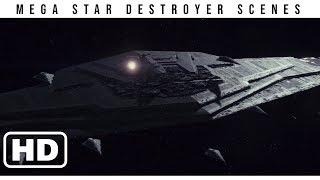 Video All Mega Star Destroyer Scenes (1080p) -- Star Wars: The Last Jedi MP3, 3GP, MP4, WEBM, AVI, FLV Maret 2018