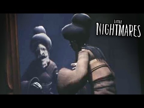 Little Nightmares DLC | THE RESIDENCE - FULL PLAYTHROUGH (видео)