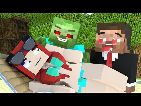 Top 3 Love Story | The Minecraft Life of Alex & Steve - Minecraft Animation