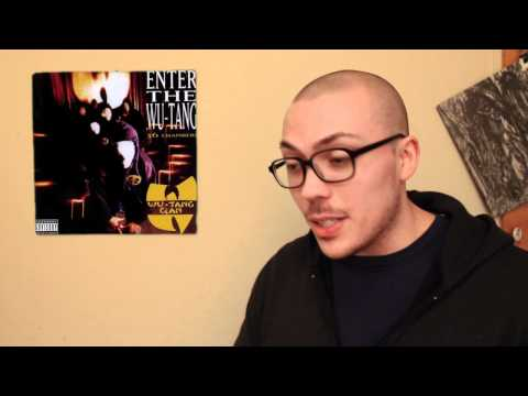 Wu-Tang Clan- Enter the Wu-Tang: 36 Chambers ALBUM REVIEW
