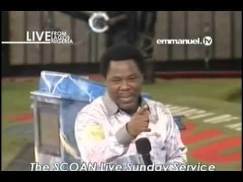Self Deliverance by TB Joshua
