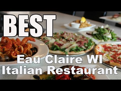 Eau Claire WI Italian Restaurant - Best ITALIAN RESTAURANT in Chippewa Valley