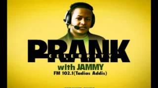 Comedian Abiy  Jammy  Pranks Serawit Fikre10923