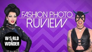 Video FASHION PHOTO RUVIEW: Season 7 Queens with Violet Chachki & Katya! MP3, 3GP, MP4, WEBM, AVI, FLV Desember 2018