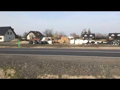 Wideo1: Mieszkańcy walczą o ścieżkę Leszno - Długie Stare