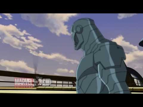 Marvel's Avengers Assemble 2.20 (Clip)