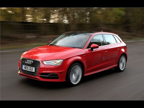 10 things you need to know: Audi A3 E-Tron car review
