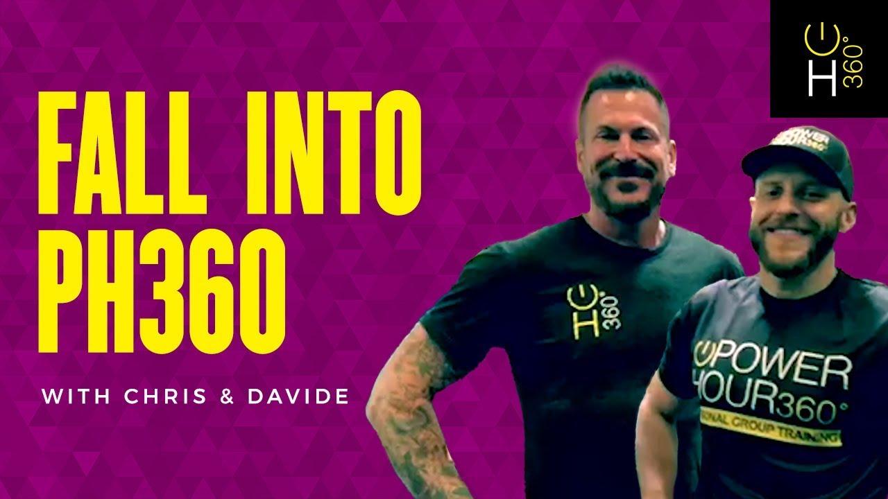 Fall into PH360 with Chris and Davide
