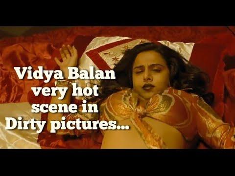 #Vidya Balan very hot scene in Dirty pictures...@