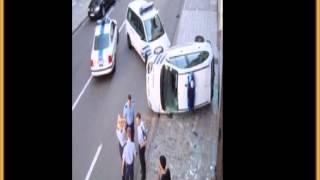 자동차사고 교통사고 동영상 YouTube video