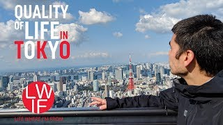 Video Japanese Quality of Life: My Family's Experience in Tokyo MP3, 3GP, MP4, WEBM, AVI, FLV Agustus 2019