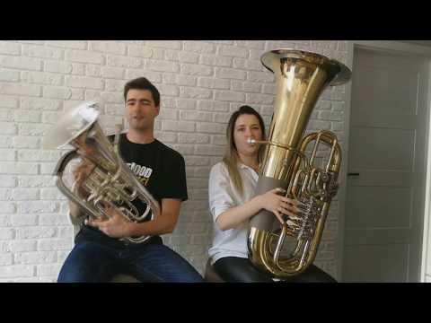 Despacito - Euphonium & Tuba Cover