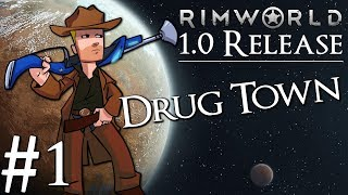 Video Rimworld 1.0 Vanilla No Mods | Drug Colony | Part 1 | Narcoticsville MP3, 3GP, MP4, WEBM, AVI, FLV April 2019