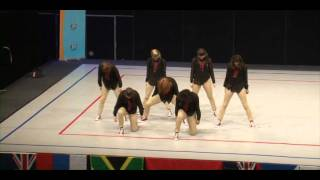 Download Lagu Infinite Dance Crew at FISAF World Championships - Finals Mp3