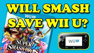 Will Smash Bros Save the Wii U? Find Out In This Cheesy Video I Made!
