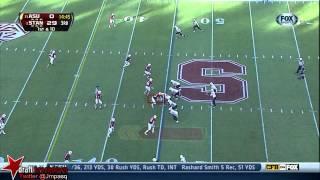 Josh Mauro vs Arizona State (2013)