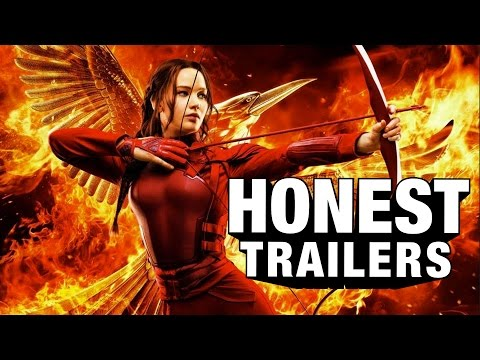 An Honest Trailer for The Hunger Games Mockingjay Part