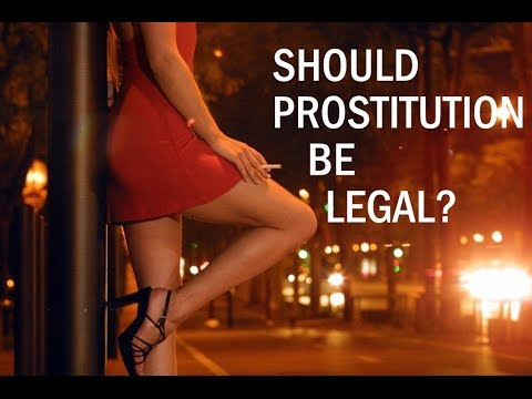 where is prostitution legal in us