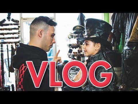 "Making of the Big Shaq ""Man's Not Hot"" Cover Video by Tinie T | Mihran Kirakosian Vlog 5"