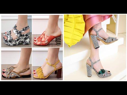 Stylish Women Sandals Heels=Best Ladies Sandals Chie Mihara=FSBS видео