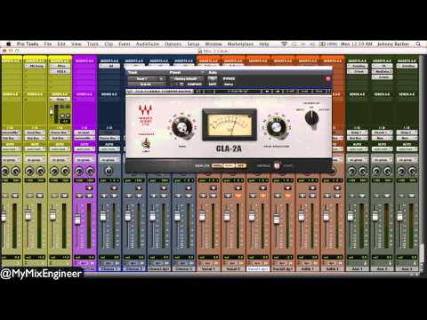 Vocals - In this video I show you how I mix mixtape vocals so that sit on top of the mix and shine. Don't for get to follow us on Twitter and Facebook the links are b...