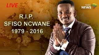 Video Funeral service of Sfiso Ncwane, 10 December 2016 MP3, 3GP, MP4, WEBM, AVI, FLV Agustus 2018