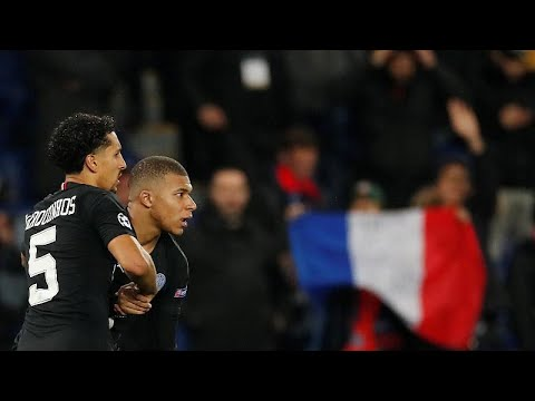 Fußball: Schock-Aus für Paris St. Germain nach 1 : 3  ...
