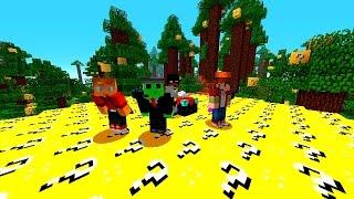 Minecraft Lucky Block Battle Arena #5 with Mitch, Lachlan, Pete&Ryan (Minecraft Lucky Block Mod)