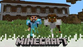First Ever Woodland Mansion! - MINECRAFT - EP18