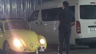 Volkwagen Kuning