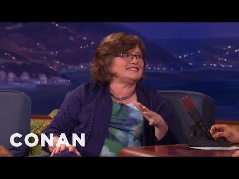 Seismologist Dr. Lucy Jones' Tips To Survive An Earthquake – CONAN on TBS