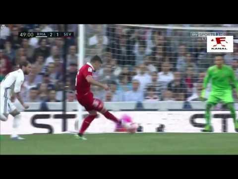 Real Madrid Vs Sevilla 4-1 - All Goals & Highlights 14/05/2017