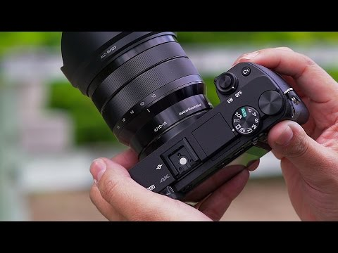 Sony a6300 Mini Review – Best 4K Camera Under $1000!