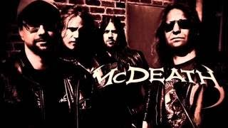 Lord Of The Thrash Lyric Video by McDEATH.