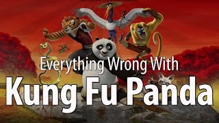 Video Everything Wrong With Kung Fu Panda In 15 Minutes Or Less MP3, 3GP, MP4, WEBM, AVI, FLV Juni 2018