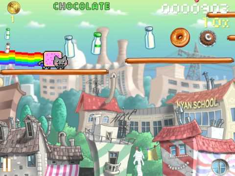 Video of Nyan Cat: Lost In Space