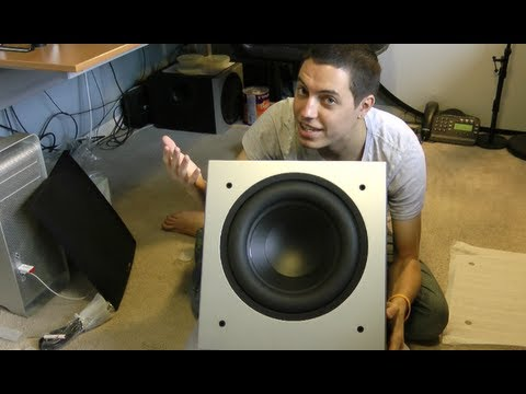 polk audio subwoofer - Buy on Amazon: http://difran.co/IGBNs7 Social Me: Twitter - http://twitter.com/daviddifranco Facebook - http://facebook.com/daviddifranco Pinterest - http://...