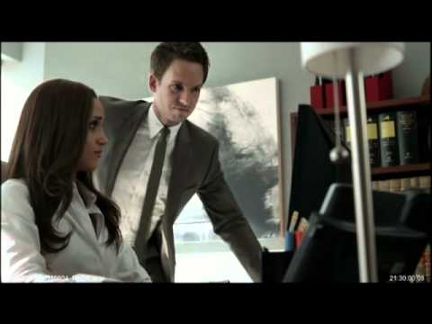 Gabriel Macht - Outtakes from season 1 of Suits.