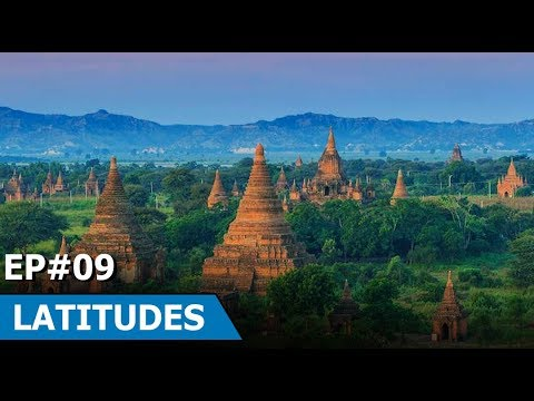 Myanmar | Secret War Rooms | Imperial War Museum & Churchill | Latitudes : Episode 9
