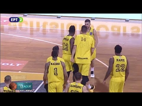 "Video - Basket League: Σούπερ Άρης στη ""μάχη"" της παραμονής. Τρίτη σερί νίκη με Καστρίτη"